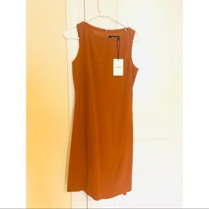 Theory Dress with Tag